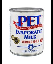 Pet Vitamin D Added Evaporated Milk
