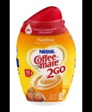Nestle Coffeemate 2Go Hazelnut Concentrated Liquid Coffee Cre...