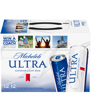 Michelob Ultra® Light Beer 12-12 fl. oz. Cans