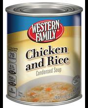 Wf Soup Chkn Rice