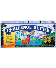 Challenge Unsalted Butter 16 oz. Box
