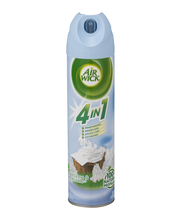 Air Wick® 4 in 1 Cool Linen & White Lilac® Air Freshener 8 oz...