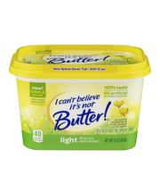 I Can't Believe It's Not Butter!® Light Spread 15 oz. Tub