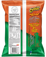 Cheetos Cheddar Jalapeno Crunchy Cheese Flavored Snacks 8.5 o...
