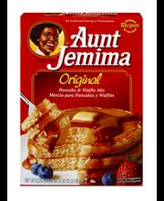 Aunt Jemima Original Pancake & Waffle Mix 32 oz. Box