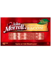 John Morrell® Applewood Smoked Bacon 12 oz. Pack