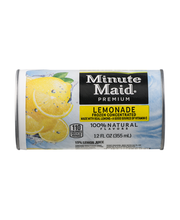 Minute Maid® Premium Lemonade Frozen Concentrate 12 fl. oz. Can