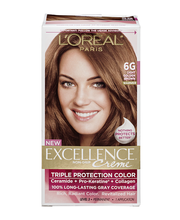 L'Oreal® Paris Excellence® Creme Triple Protection 6G Light G...