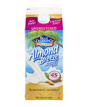 Blue Diamond® Almonds Almond Breeze® Unsweetened Original Alm...