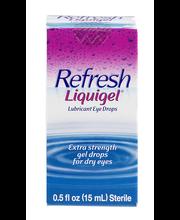 Refresh Liquigel® Lubricant Eye Gel 0.5 fl. oz. Box