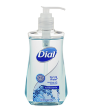 Dial® Spring Water® Antibacterial Hand Soap with Moisturizer 7.5 fl. oz. Pump