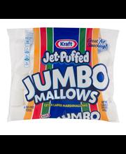 Kraft Jet-Puffed Jumbo Mallows Extra Large Marshmallows 24 oz...
