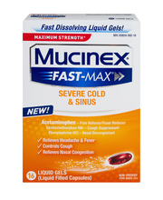 Mucinex® Fast-Max® Maximum Strength Congestion & Headache Liq...