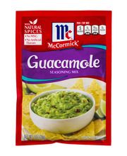 McCormick® Guacamole Seasoning Mix 1 oz. Packet