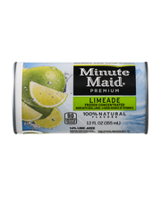 Minute Maid® Premium Limeade Frozen Concentrate 12 fl. oz. Can
