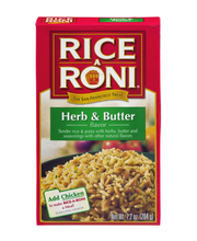 Rice-A-Roni® Herb & Butter Flavor Rice Mix 7.2 oz. Box