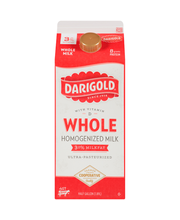 Darigold® Whole Honogenized Milk with Vitamin D 3.25% Milkfat...