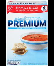 Nabisco Original Premium Saltine Crackers 24 oz. Box