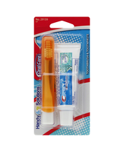 Toothbrush & Toothpaste