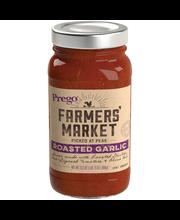 Prego® Farmers' Market™ Roasted Garlic Sauce, 23.5 oz.