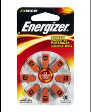 Energizer EZ Turn & Lock AZ13DP-8 Batteries