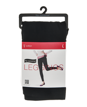 No Nonsense Leggings Black - Large