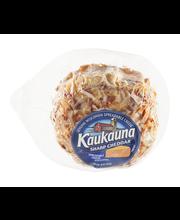 Kaukauna Sharp Cheddar Spreadable Cheeseball 10 Oz