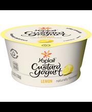 Yoplait® Lemon Custard Yogurt 5.3 oz. Cup