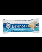 Balance Bar Nutrition Bar Yogurt Honey Peanut