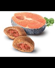 Purina Fancy Feast Duos Salmon Flavor Cat Treats 2.1 oz. Pouch