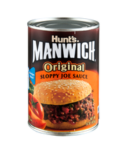 Hunt's Manwich® Original Sloppy Joe Sauce 15 oz Can