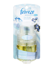 Plug Febreze PLUG Air Freshener Refill Linen & Sky (1 Count, ...