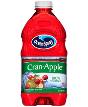 Ocean Spray® Cran-Apple Juice Drink 64 fl. oz. Bottle