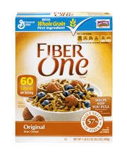 General Mills Fiber One Original Cereal