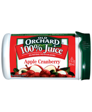 Old Orchard® 100% Juice Apple Cranberry Juice Concentrate 12 ...