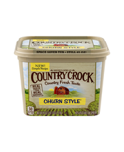 Shedd's Spread Country Crock® Churn Style 40% Vegetable Oil S...