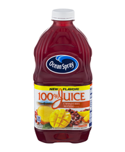 Ocean Spray® Cranberry Mango 100% Juice 60 fl. oz. Bottle