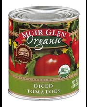 Muir Glen™ Organic Diced Tomatoes 28 oz. Can