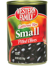 Wf Small Pitted Olives