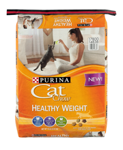Purina Cat Chow Healthy Weight Cat Food 13 lb. Bag
