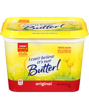 I Can't Believe It's Not Butter!® Original Spread 45 oz. Tub