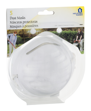 Helping Hand Dust Masks - 5 CT