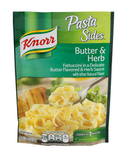 Knorr® Pasta Sides™ Butter & Herb 4.4 oz. Pouch