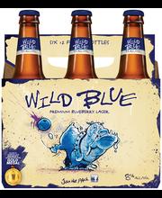 Wild Blue Amber Lager, 6 pk 12 fl. oz. Bottles
