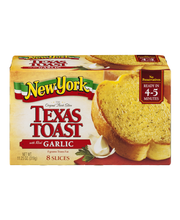 New York Brand® Bakery The Original Texas Toast with Real Gar...