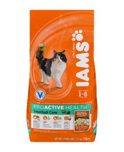 Iams® ProActive Health Hairball Care with Chicken Dry Adult C...