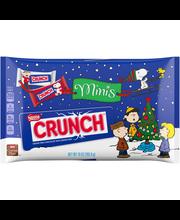 NESTLE CRUNCH Holiday Miniatures 10 oz Bag
