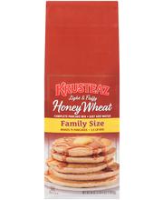 Krusteaz® Honey Wheat Complete Pancake Mix 56 oz. Bag