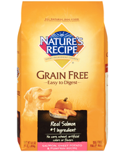 Nature's Recipe® Grain Free Easy to Digest Salmon, Sweet Pota...
