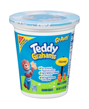 Nabisco Honey Teddy Grahams 2.75 oz. Cup